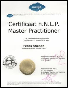 hNLP MASTER Practioner