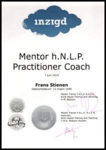 hNLP MENTOR Practioner Coach